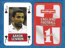 England Aaron Lennon Burnley JC